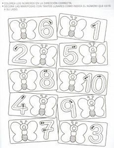 Crafts,Actvities and Worksheets for Preschool,Toddler and Kindergarten.Lots of worksheets and coloring pages. Numbers Preschool, Math Numbers, Kindergarten Worksheets, Math Classroom, Classroom Activities, Learning Activities, Preschool Activities, Kids Learning, Seasons Activities