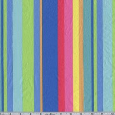 "Flannel Backed Vinyl New Spring Stripe Blue from @fabricdotcom  This water repellent flannel backed vinyl fabric is great! Colors include hot pink, lime, blue orange, yellow and turquoise. This is perfect for tablecloths and more!  California residents, click  <a href=""http://prop65.fabric.com/"">here</a> for Proposition 65 information."