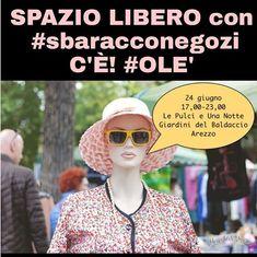 #mercatinodellepulciar  #sbaracconegozi  #spazioliberontour