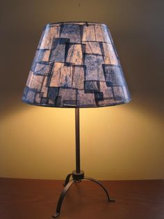 Lampshades made with Coffee Filters!