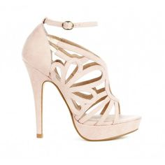 Stephanie cut out heel