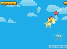 Jumping Goldfish - Skacząca Złota Rybka