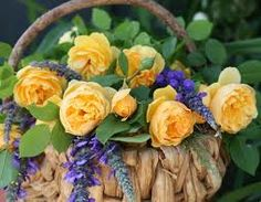 Bread and Roses for Beltane May Flowers, Blue Flowers, Bread And Roses, May Day Baskets, Vides, May Days, Lily Pond, Beltane, Flower Basket