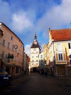 Braunau am Inn, Austria: Kota Kecil Tetapi Nilai Sejarahnya Besar Braunau Am Inn, Austria, Places To Visit, Saints, Vatican