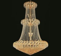 Bellenus Collection Extra-Large Chandelier