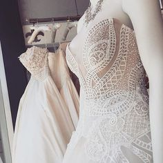 Obsessed over the new gown! Pallas Couture, Strictly Weddings, Wedding Season, Spring Wedding, Getting Married, Dress Outfits, Wedding Inspiration, Feminine, Gowns