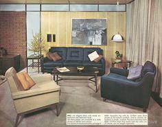G-Plan furniture catalogue 1962 G Plan Furniture, Retro Furniture, Furniture Websites, 1960s Interior, 1960s Home Decor, Retro Living Rooms, Vintage Interiors, Modern Interiors, Sofa Styling