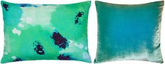 this collection of pillows from kevin o'brien make me want to cry. so so beautiful!
