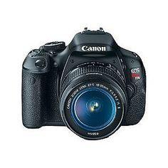 Canon T3i Digital SLR Camera