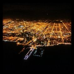 City of Chicago i Illinois