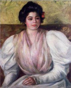 Christine Lerolle - Pierre-Auguste Renoir (1897)