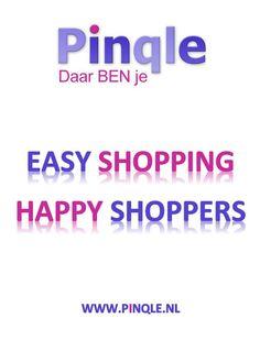 Hersenonderzoek wijst uit voor ecommerce: verkopers moeten makkelijk en logisch te vinden zijn & consumenten moeten vrolijk worden. Dat wordt Pinqelen bij www.pinqle.nl. Dus.