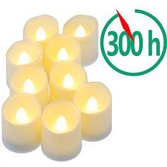 53cc54a963f9694cc29d14f4d3ec4a1c Led Tea Lights Light Candles Jpg