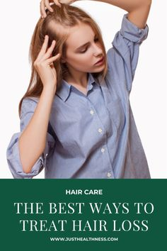 How To Treat Hair Loss? Hair loss is one of the most common problems experienced by hair, which is the emission of a large amount of hair more than. Cat Hair Loss, Oil For Hair Loss, Stop Hair Loss, Prevent Hair Loss, Natural Hair Growth Remedies, Home Remedies For Hair, Hair Loss Remedies, Temple Hair Loss, Best Hair Loss Shampoo