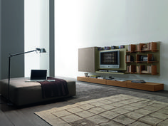 Wall Shelf Designs For The Modern Living Room Interior
