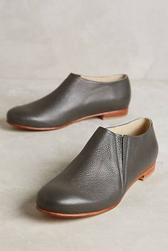 268b909ec150 Fortress of Inca Rosa Maria Flat Booties Simple Shoes