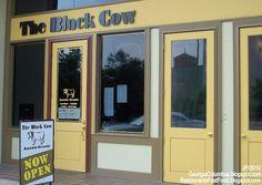 The Black Cow Restaurant, Columbus, GA, my favorite restaurant in downtown