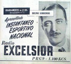 1949 - Rádio Excelsior.