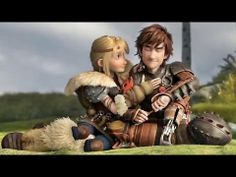 How To Train Your Dragon 2 - Official Trailer [HD] - YouTube. Okay, this looks awesome. <<EXCITED!