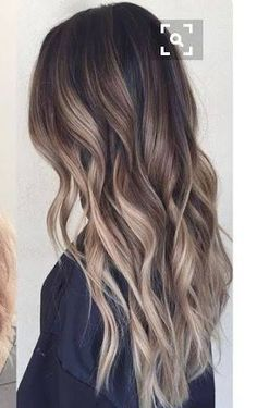 Image result for hair light brown flambaige to maroon