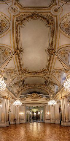 Salón Dorado, Palacio de la Legislatura de la Ciudad de Buenos Aires