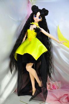 Scout #Doll Luna