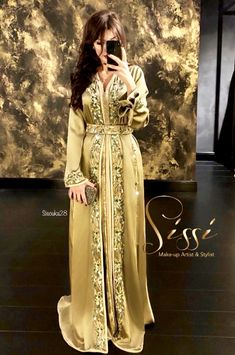 Morrocan Dress, Moroccan Caftan, Abaya Fashion, Fashion Dresses, Arabic Dress, Indian Gowns Dresses, Abaya Designs, Hijabi Girl, Caftan Dress