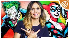 Harley Quinn, The Joker, Lex Luthor: What is the SUICIDE SQUAD Movie? Nerdist News Reports.
