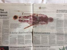 Noord-Brabant landelijke aftrap krant TROUW Beef, Food, Meat, Eten, Ox, Ground Beef, Meals, Steak, Diet