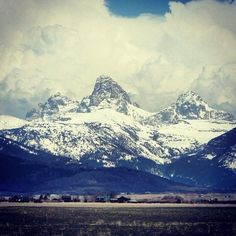 Sean F. took this photo at 10:28 am at Grand Teton National Park. See more at the REI 1440 Project.