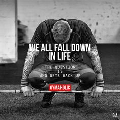 We All Fall Down In Life