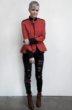 Pixie Cropped - Ruby Rose