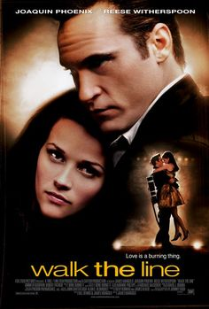Walk The Line - Joaquin Phoenix portrayed Johnnie Cash and should have won an oscar for his role..