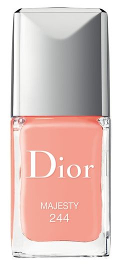 For mani-perfection | Dior nail lacquer.
