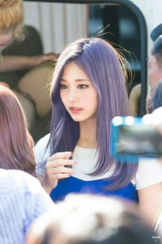 Purple for next comeback? Not Bad!