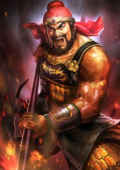 Romance of the Three Kingdoms 13 XIII Portrait,張飛 zhang fei ,三國志13 頭像 顏