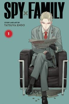 Spy x Family, Vol. 1 (1): Endo, Tatsuya: 9781974715466: Amazon.com: Books