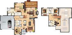 Ruskin Floor Plan