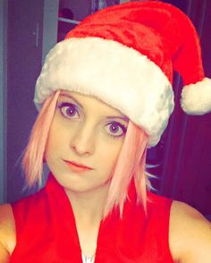 Christmas... It's coming  #sakura #naruto #narutoshippuden #sakuraharuno #christmas #santa #narutocosplay #christmascosplay #xmascosplay #xmas #december #xmasiscoming #winteriscoming #cosplay #cosplayer #preview #photoshoot #selfie #anime #animecosplay #snapchat #whysoserious  #SidekickCosplay