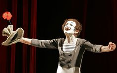 Marcel Marceau  © AFP PHOTO / ADALBERTO ROQUE.