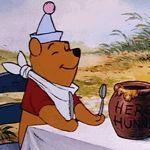 Winnie the Pooh!