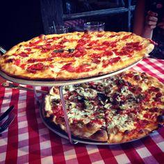 Grimaldi's pizza - coal fired ovens