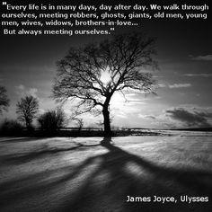 poem trees by james joyce