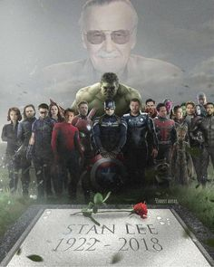 stan lee# marvel heroes pray for peace marvel стэн ли, Marvel Dc Comics, Marvel Avengers, Films Marvel, Bd Comics, Marvel Funny, Marvel Memes, Female Avengers, Marvel Universe, Stan Lee