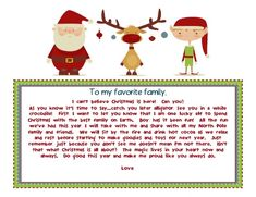 Post image for See you Later – Christmas Elf Letter