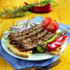 Κεμπάπ το Πολίτικο | Συνταγές - Sintayes.gr Cooking Recipes, Healthy Recipes, Greek Recipes, Steak, Food And Drink, Foods, Recipe, Health Recipes, Food Food