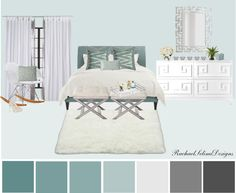 """Tranquil Bedroom"" by RachaelSelina on Polyvore www.rachaelselina.tumblr.com"