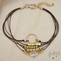 Bracelet ELOANE or