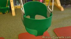 Gorilla Playsets Full Baby Bucket Swing Review from Arizona Playsets