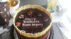 My Birthday's Cake